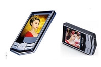Wholesale by dhl or ems pieces New GB Slim quot LCD screen TFT Christmas MP4 Player FM Radio Voice