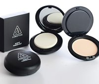 Cheap 3CE Stylenanda Perfect Makeup Foundation Powder Beauty Slim Fit Powder Pact flawless Pressed Powder Pact makeup essence tools