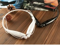 Wholesale HBS Tone Electronical Sports Stereo Bluetooth Wireless Headset Earphone Headphones for Iphone LG samsung VS HBS