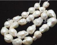 akoya loose pearls - Jewelry AAA MM WHITE SOUTH SEA BAROQUE KESHI AKOYA PEARL LOOSE BEADS quot