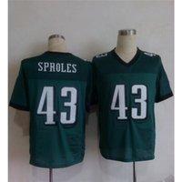 authentic jersey shop - Darren Sproles Football Jerseys Men Football Jerseys Authentic Football Wears Stitched Green Football Uniform Cheap Football Jersey Shop