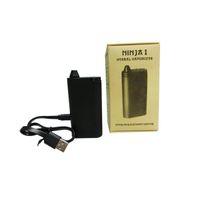 alfa usb - mechanica mod mah Ninja portable dry herb vaporizer mod goboof alfa vaporizer electronic cigarette with usb charger newest design
