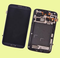 Cheap LCD Touch Screen Digitizer Assembly For Samsung Galaxy Mega 6.3 i9200 i9205 i527