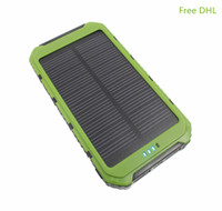 For MP3/MP4/MP5 Polycrystalline Yes 30pcs-High quality LED Dual USB solar power bank Panel Battery solar portable Charger 10000 mah For xiaomi Mobile Phone 3-TY