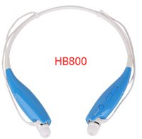 Wholesale bluetooth headset HB800 stereo high quality sport headphones in ear wireless earphone for iphone LTC sumsang He