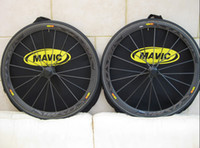 Wholesale 2015 NEW Mavic cosmic wheels C mm full carbon road bike wheels rim bicycle wheelset mm mm mm k UD twill weave