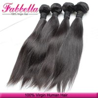 best drop ship products - Best Brazilian Hair Products A Grade Malaysian Peruvian Indian Remy Human Hair Weaves Silk Straight Hair Unprocessed Accept Drop Shipping