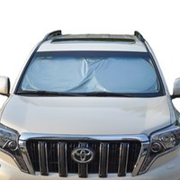Wholesale TFY Universal Car Windshield Sunshade Sun Visor Easy Foldable Vehicle Blinds