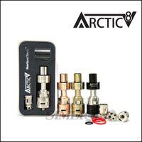 Horizon d'origine Arctic V8 réservoir 4 ml Arctique V8 Sous Ohm réservoir VS Herakles, plus uwell réservoir de couronne zephyrus v2 DHL gratuitement