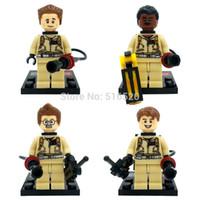 Wholesale XINH Ghostbusters Minifigures Building Blocks Sets Model Bricks Toys For Children No Original Box