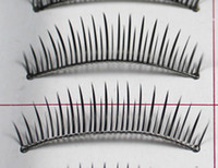 Wholesale New Beautiful Make Up Mixed Style Black false eyelashes