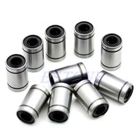 Wholesale 10pcs LM8UU mm Linear Ball Bearing Bush Bushing order lt no track