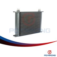 Wholesale PQY STORE BLACK ROW AN AN UNIVERSAL ENGINE TRANSMISSION OIL COOLER