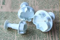 bee cookie cutter - set Fondant Cake Cookie plunger Mold Modeling Decoration Bee Frog Style Plunger Cutter