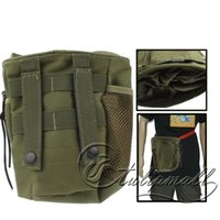 Wholesale Collection Bag Military Small Recycle Collection Bag Waterproof Recycle Collection Pouch Carrying Waist Bag NO Hot Sale