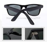 Wholesale sunglasses New Mens Womens Designer Sunglasses Sun Glasses Adult Eyewear Unisex HOT Sale Hinge Metal Black Frame black Lens