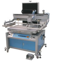 automatic screen printing machine - Pneumatic Flat Screen Printer Half automatic plane suction screen printing machine Flat suction screen printing machine printing machine