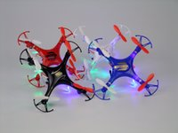 Wholesale RC Quadcopter Drone Helicopter Hz UAV RTF UFO Colors