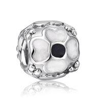Cheap Crystal Beads Best Flowers Silver Pandora Beads