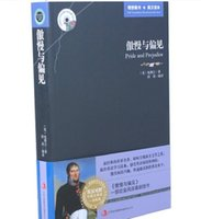 Wholesale The World Famous Bilingual Chinese English Version Famous Novel Pride Prejudice