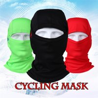 Wholesale New Winter Neck Warmer Sport Face Mask Motorcycle Ski Skateboard Bike Bicycle Cycling Caps Dustproof Windproof Mask Color