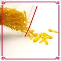 Wholesale 1 Pack Dental Disposable Intra Oral tips N1 Yellow Nozzles For Mixing Tip