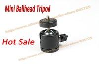 photographic stand - Mini Ballhead Ball Head Tripod Light Stand Monopod Photographic Equipment