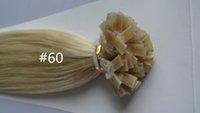 Cheap flat tip hair Best Human Remy Hair