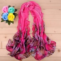 Wholesale Scarfs For Cheap - 2015 New voile scarfs for women long scarfs wholesale pashmina scarves cheap shawl scarves for women DHL free shipping