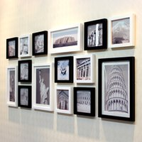 Wholesale Chen Tze American personality style photo wall photo wall frame wall creative combination of HD