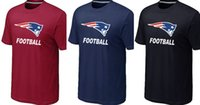 american football team shirts - new American football team t shirt New England T shirts there kinds of color men t shirt patriots LOGO T shirt