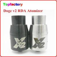 Cheap Doge X Rebuidable Atomizer RDA clone Atomizer 22 mm VS Doge v2 V4 Mutation X monkey taifun dark horse big dripper RDTA orchid v3 DHL