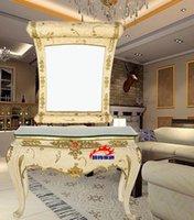 antique makeup vanities - Lai Sheng living room furniture dresser vanity makeup Continental Pastoral resin fashion antique dresser