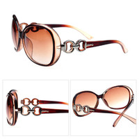 Wholesale 2pcs Woman s Sun Shading Sunglasses Protective Spectacles Anti UV Outdoor Travelling Goggles GS007
