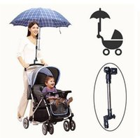 Wholesale Special shade umbrella stroller umbrella holder bracket pushing a child is no longer afraid of the sun
