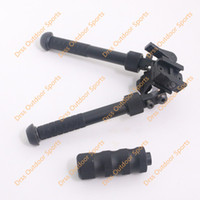 adjustable grips - Drss CNC Making BT10 LW17 V8 Atlas degrees Adjustable Precision Bipod With QD Mount And Metal Grip For Hunting DS1930
