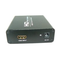 analog video converters - hdmi to vga converter auto Scaler video connector adapter digital HDMI to analog PC RGB support X1080