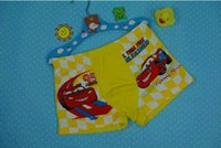 toy story clothing - toy story cars cartoon kids underwear kids Christmas gift yellow cotton Children s Briefs Boxers Baby Kids Clothing