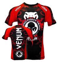 mma shirt - MMA Silva RashGunad Fight tops man t shirt Tees F012