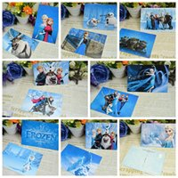 christmas cards - Christmas Frozen Elsa Anna Greeting Cards Party Decoration Postcard Invitation Greeting Card Congratulation Cards DIY Birthday Card pc