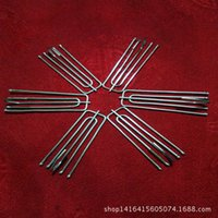 Wholesale Curtain cloth belt hook type fitting four claw hook