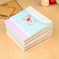 Wholesale Kawaii Fresh Polka Dots Bow Mini Notebook Pocket Notepad Memo Pad Promotional Gift Stationery