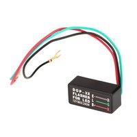 Wholesale Universal Motorcycle LED Halogen Turn Signal Light Flasher Blinker Relay Blinker Pin Turn Signal Indicator Brake Light