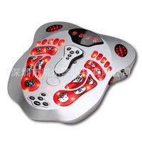 Wholesale Shiatsu massage imitation heat far infrared foot massager top pressure point massage blood circulation machine
