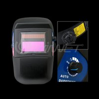 Wholesale Solar Powered Auto Darkening Welding Helmet Welders Mask