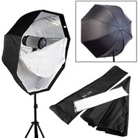 best octagons - 2015 New arrival Hot sale best quality New Professional Studio cm Octagon Softbox umbrella Reflector soft box For Speedlite
