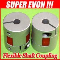 Wholesale 10pcs mmx10mm D30 L35 Plum shaft stepper motor flexible coupling coupler for rotary encoder absolute encoder MB0015