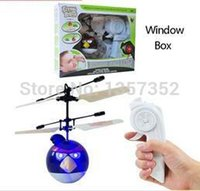 auto float - New Hovering and Floating bird Toys Flashing LEDs Auto induction remote control toys Helicopter Magic ufo