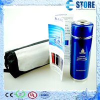alkaline drops - on Sales Free Drop Shipping alkaline water ionizer flask Nano energy cup with Filter