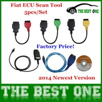 Wholesale Factory Price Fiat ECU Scan Tool Fiat Adaptors Connector Diagnostic Cable For Fiat ECU Scan With High Quality